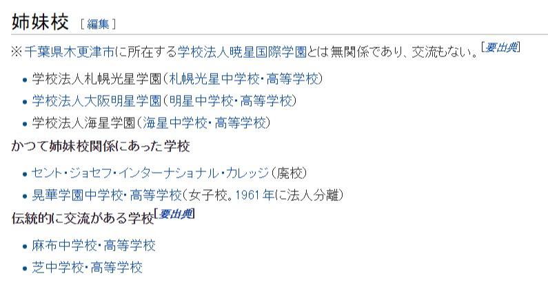 暁星高校は金持ちや芸能人の多い学校。高畑裕太も姉妹校の暁星国際。