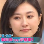 菊川怜の結婚相手の職業は医者!?ゴルフが趣味のやさしい旦那らしい!