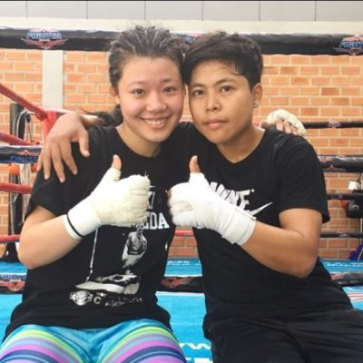 亀田姫月が団子鼻整形のためボクシングでプロデビュー!将来はモデルに??