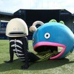 ロッテの謎の魚なぜ人気?第1形態から第3形態までの進化をチェック!