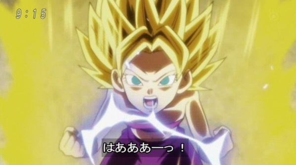 カリフラの超サイヤ人3やブルー化は悟空とゲス不倫→チチ激怒の伏線の予感!